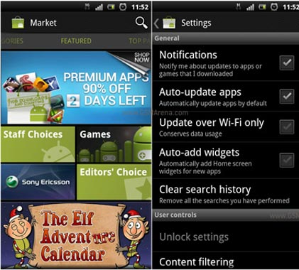 Android Market 3.4.4
