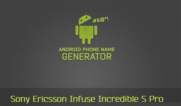 Generatore di nomi android phone ecco i piu 39 creativi for Generatore nomi instagram