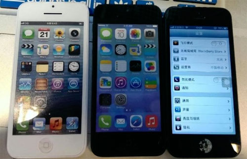 Apple iPhone 5, iPhone 5C, iPhone 5S
