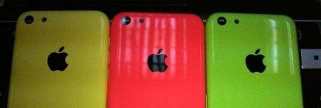 Apple iPhone low cost colori