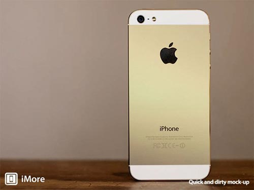 Apple iPhone Oro