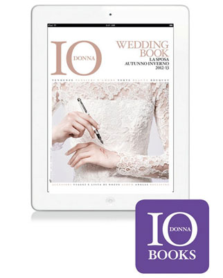 Wedding Book di IO Donna su iPad