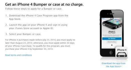 Apple Custodie Bumper
