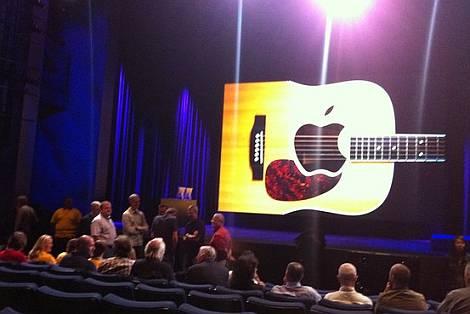 Apple Live San Francisco 1 Settembre 2010