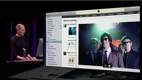 Ping Social Network di Apple