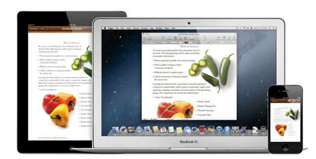 Apple OS X Mountain Lion Promemoria