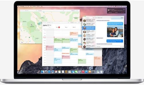 Il design di OS X Yosemite