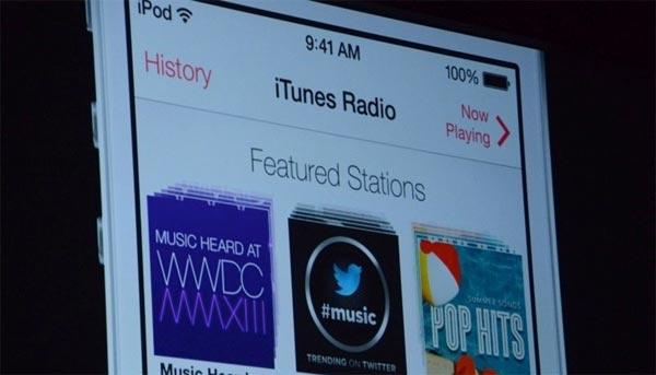 Apple iTunes Radio