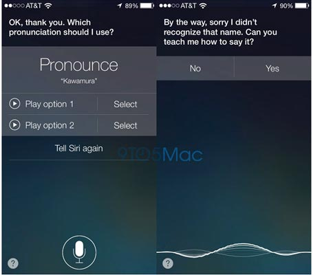 Apple Siri