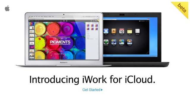 Apple iWork per iCloud