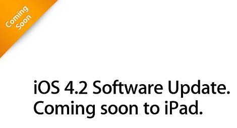 iOS 4.2 in arrivo a Novembre