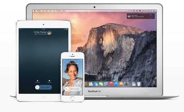 Handoff su Mac e iPhone