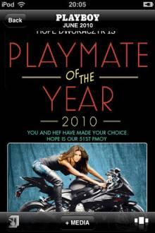 Playboy su iPad