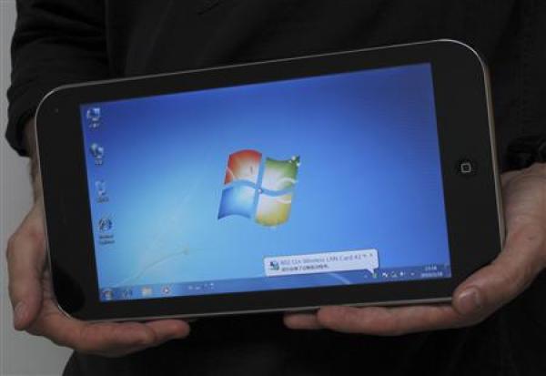 iPad Cinese