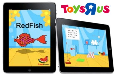 Apple iPad 2 negozi Toys R Us