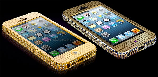 Apple iPhone 5 Superstar Oro