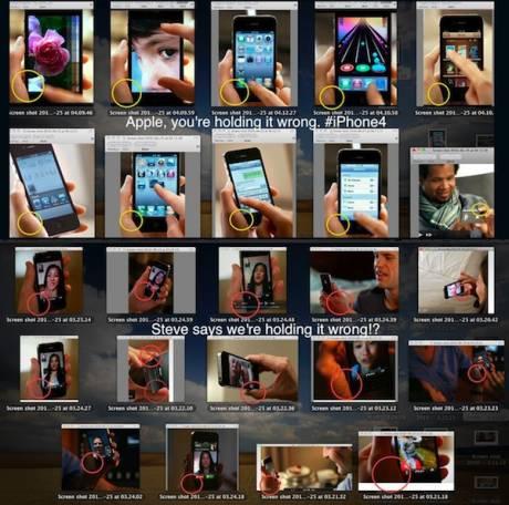 iPhone 4 Probemi di Ricezione