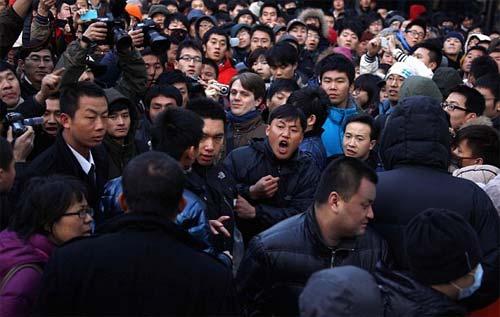 Cina vendite iPhone 4S