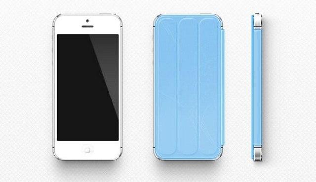 custodia iphone 5s apple originale