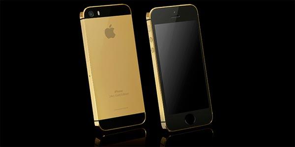Risultati immagini per iphone 5s nero e oro