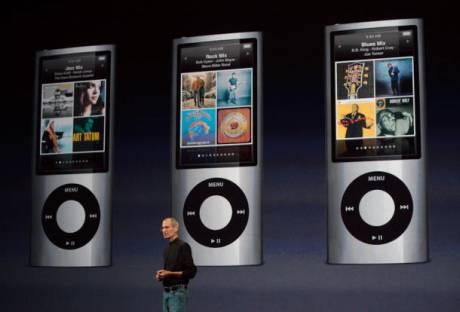 Steve Jobs e nuovi iPoad