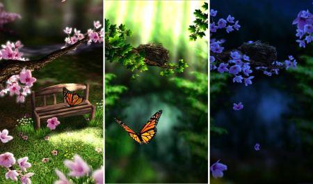 Recensione Applicazione Spring Zen Hd Grafica Android V 21