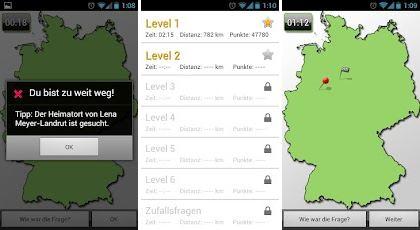 Recensione Applicazione Wo Ist Der Ort Giochi Android 21