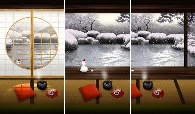Recensione applicazione zen garden winter lw utility for Laghetto giapponese