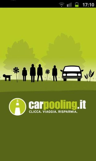 Carpooling su Android