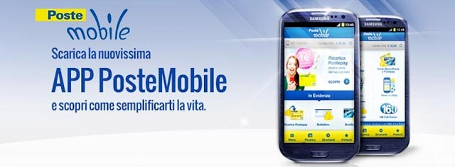 App PosteMobile Android