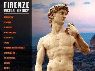Mondadori: Firenze Virtuale per iPad