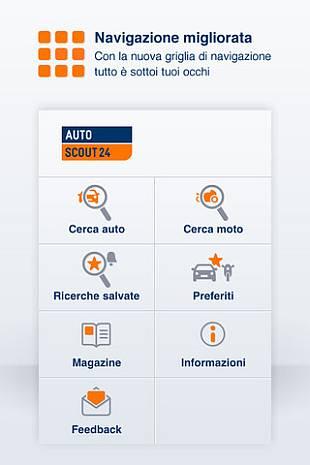 Autoscout24 per iPhone