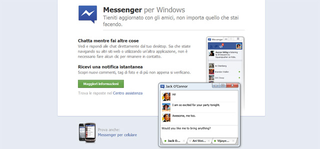 Messenger for Windows
