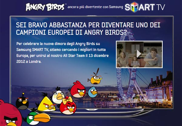 Angry Birds Competition