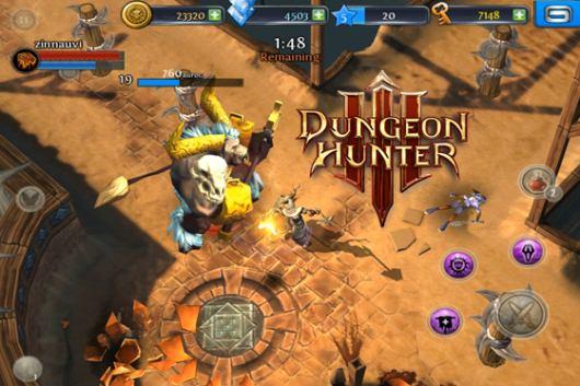Novita' Gameloft: Six Guns e Dungeon Hunter 3 in arrivo