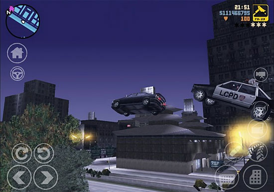 GTA3 mobile iOS Android
