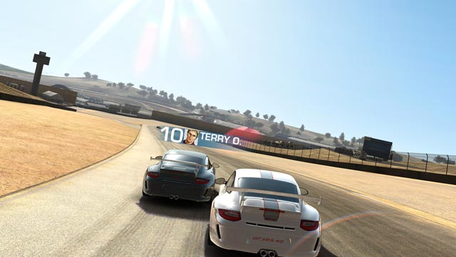 Real Racing 3 ottimizzato per iPhone 5