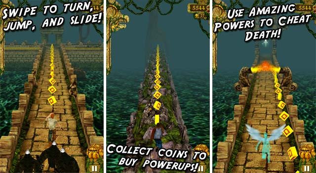Temple Run Windows Phone