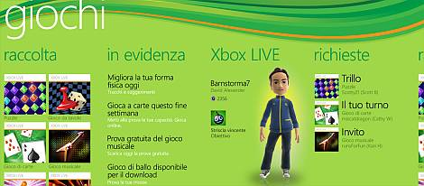 Windows Os 7 e Xbox