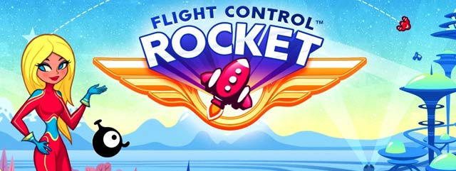 Flight Control Rocket