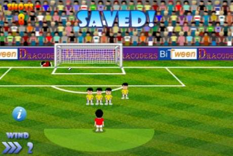 FreeKick per Iphone
