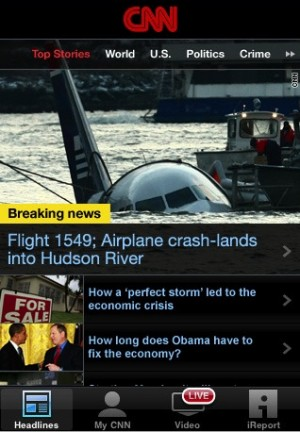 Cnn su iPhone