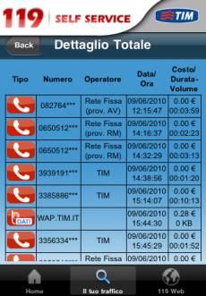 Tim per iPhone