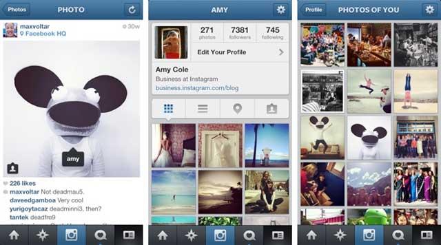 Instagram 3.5
