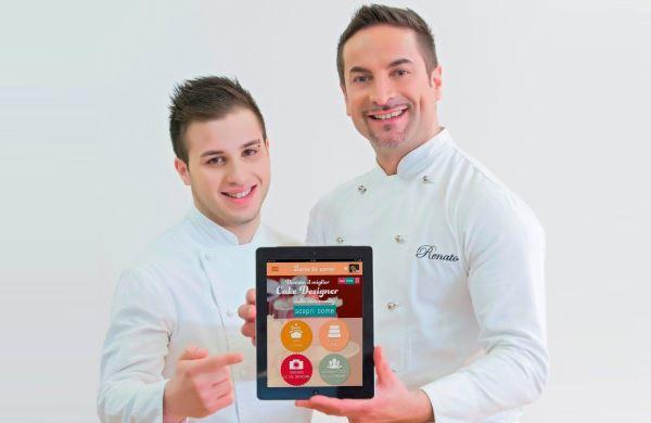 app torte in corso con renato
