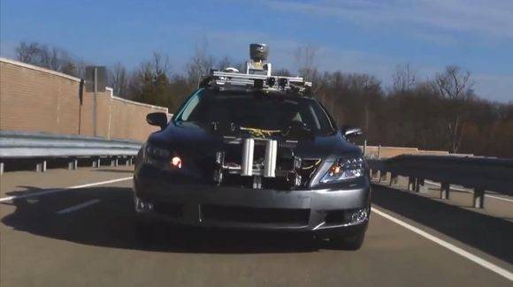 Google macchine senza conducente