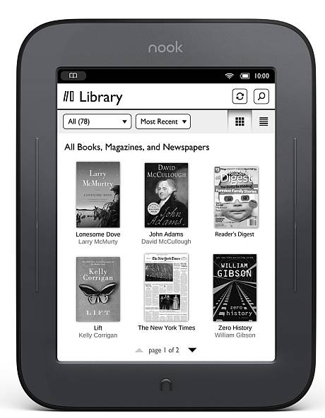 Nook Touch