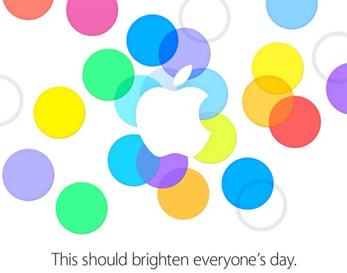 Apple invito 10 settembre 2013