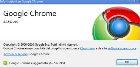 Chrome 8 in download