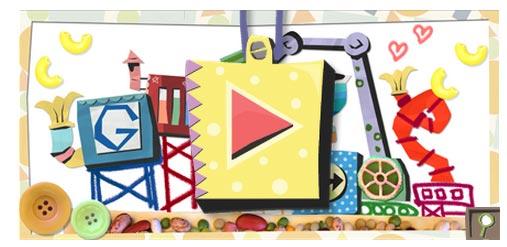 Google Doodle 12 maggio 2013